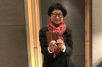 「私が私らしくいられる服」@アマン東京・ベストラインティータイム