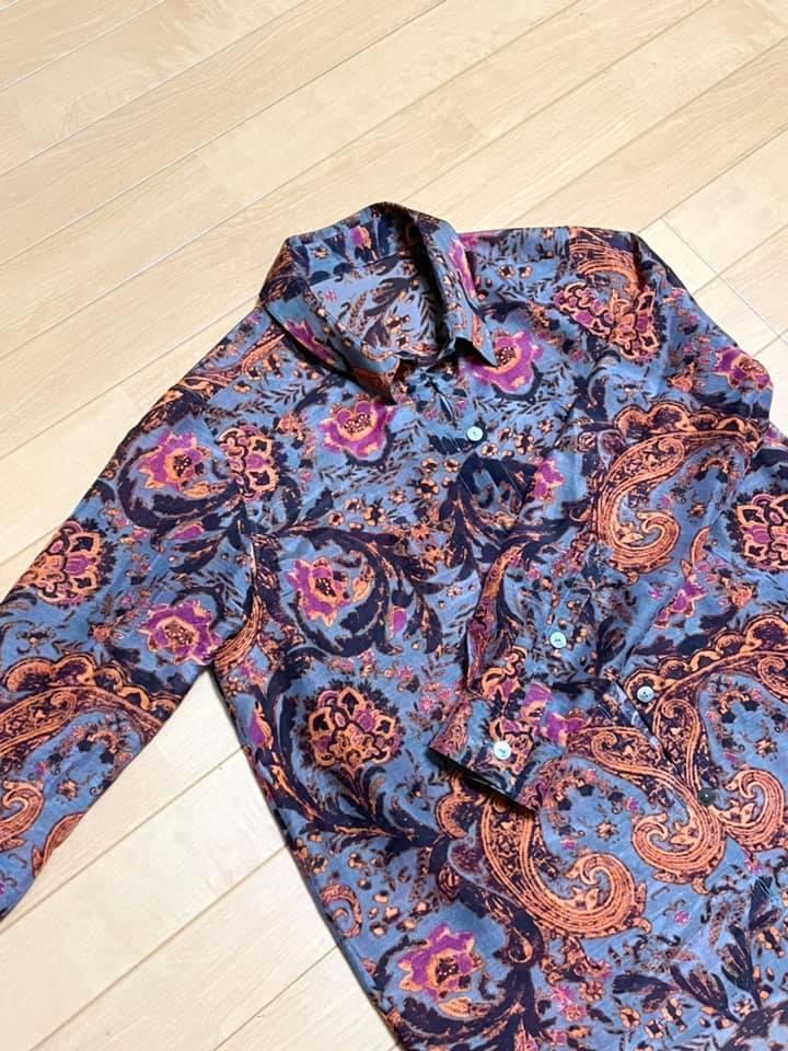 服は生き物。大切に愛しんであげることで 着やすい服のエネルギーを育てる