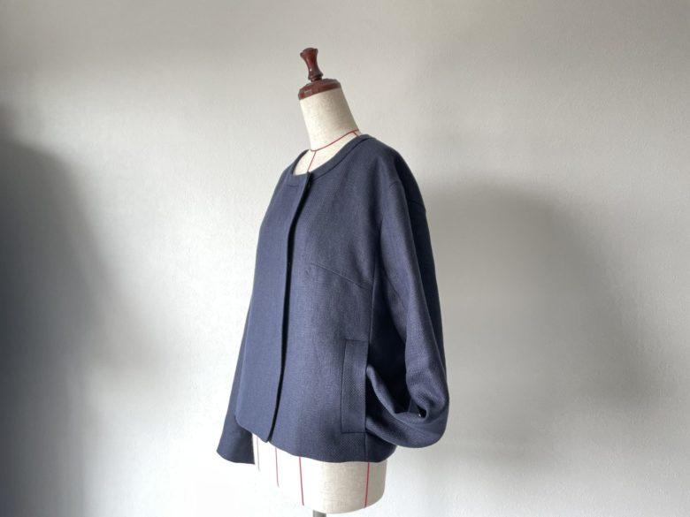ハイヤーセルフでつながるジャケットを着て、毎日エネルギッシュに★Assolo(アッゾーロ)
