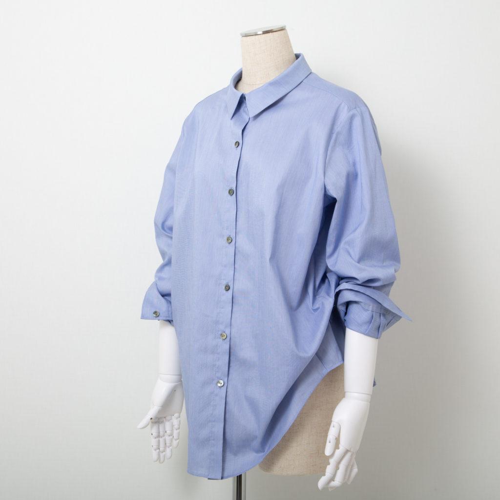 大人女性のためのオーダーシャツ